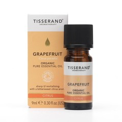 Tisserand Grapefruit bio (9 ml)