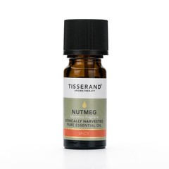 Tisserand Nutmeg nootmuskaat ethically harvested (9 ml)