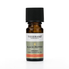 Tisserand Black pepper organic bio (9 ml)