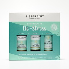 Tisserand 3 Step ritual to de-stress (28 ml)