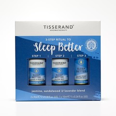 Tisserand 3 Step ritual to sleep better (28 ml)