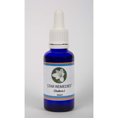 Star Remedies Chakra 1 (30 ml)
