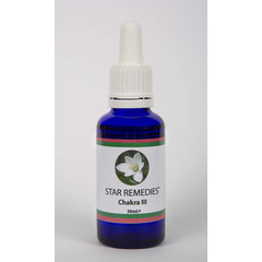 Star Remedies Chakra 3 (30 ml)