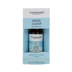 Tisserand Diffuser oil mind clear (9 ml)