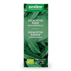 Purasana Eucalyptus radiata (10 ml)