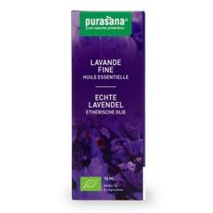 Purasana Lavendel echte (10 ml)