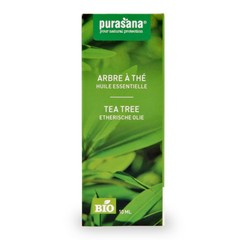 Purasana Tea tree (10 ml)