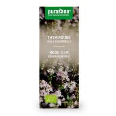Purasana Rode thijm thymol (10 ml)