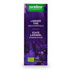 Purasana Lavendel echte (30 ml)