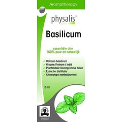 Physalis Basilicum bio (10 ml)