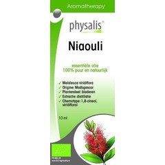 Physalis Niaouli bio (10 ml)