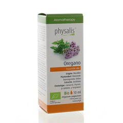 Physalis Oregano bio (10 ml)