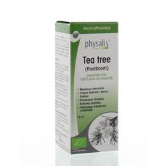 Physalis Tea tree bio (10 ml)