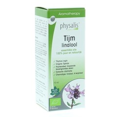Physalis Tijm gele bio (10 ml)