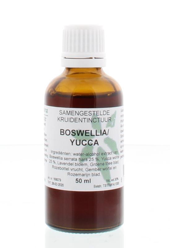 Natura Sanat Natura Sanat Boswellia / yucca complex tinctuur (50 ml)