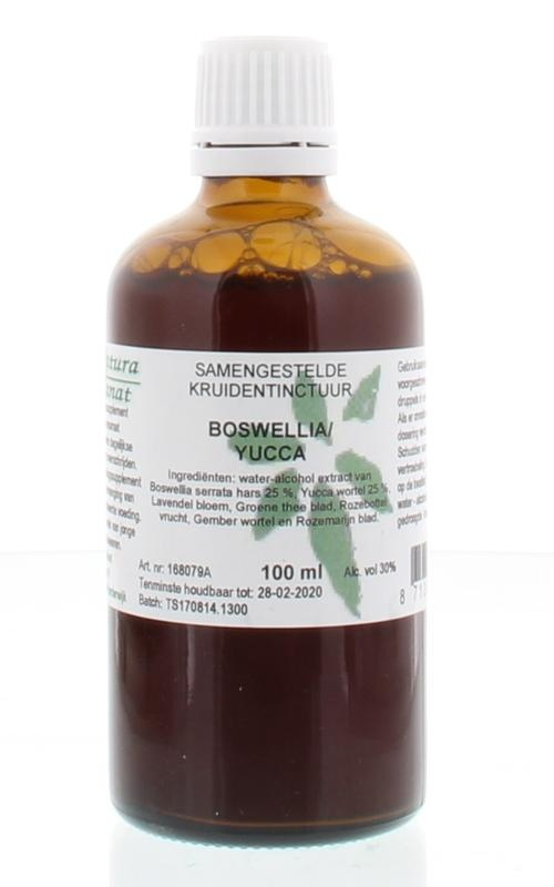 Natura Sanat Natura Sanat Boswellia / yucca complex tinctuur (100 ml)