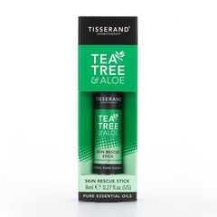 Tisserand Skin rescue stick tea tree aloe (8 ml)