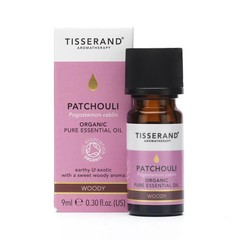 Tisserand Patchouli (9 ml)