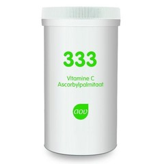 AOV 333 Vitamine C ascorbyl palmitaat (60 gram)