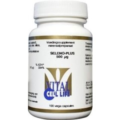 Vital Cell Life Seleno plus seleniummethionine 500 mcg (100 capsules)