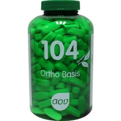 AOV 104 Ortho Basis Multi (270 tabletten)