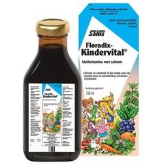 Salus Floradix kindervital (250 ml)