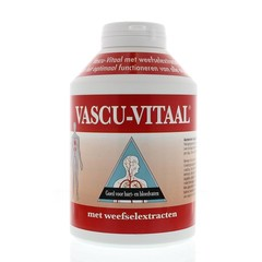 Oligo Pharma Vascu vitaal met weefselextracten (300 tabletten)