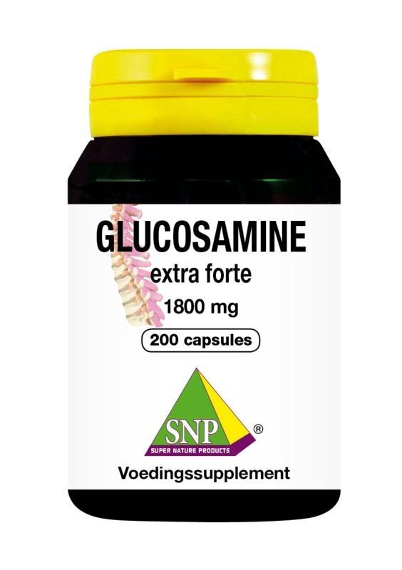 SNP SNP Glucosamine extra forte 1800 mg (200 capsules)