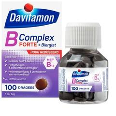 Davitamon Vitamine B complex forte (100 dragees)
