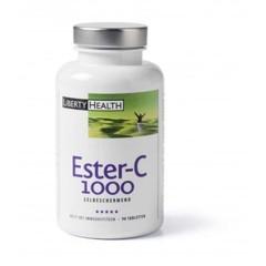 Liberty Health Life extension Ester C-1000 (90 tabletten)