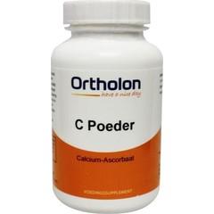 Ortholon Vitamine C calcium ascorbaat (175 gram)