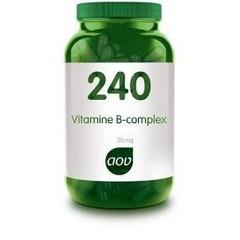 AOV 240 Vitamine B complex 50 mg (60 vcaps)