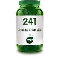 AOV 241 Vitamine B complex 50 mg (180 vcaps)