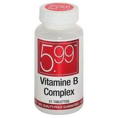 5.99 Vitamine B complex (61 tabletten)