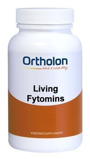 Ortholon Living fytomins (120 vcaps)