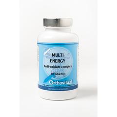 Orthovitaal Multi energy (60 tabletten)