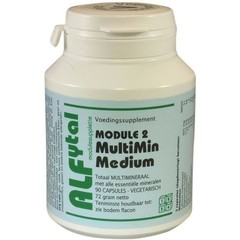 Alfytal MultiMin medium complete (90 vcaps)