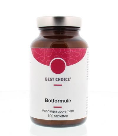 Best Choice Best Choice Botformule (100 tabletten)