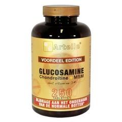 Artelle Gluco/chondro/msm (250 tabletten)