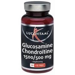 Lucovitaal Glucosamine/chondroitine (60 tabletten)