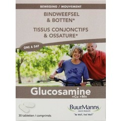 Buurmanns Glucosamine 1-day (30 capsules)