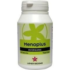 Liever Gezond Menoplus (90 vcaps)