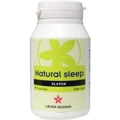 Liever Gezond Natural sleep (90 vcaps)