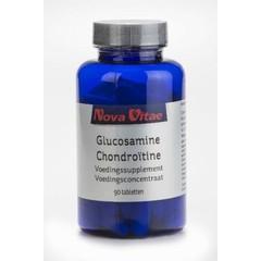 Nova Vitae Glucosamine chondroitine 500/400 (90 tabletten)