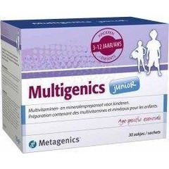 Metagenics Multigenics junior (30 sachets)