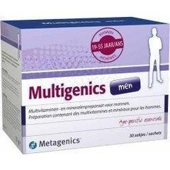 Metagenics Multigenics men (30 sachets)