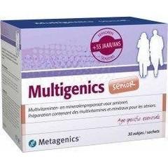 Metagenics Multigenics senior (30 sachets)