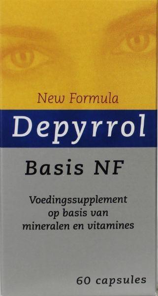 Depyrrol Depyrrol basis NF (60 vcaps)