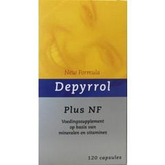 Depyrrol plus NF (120 vcaps)