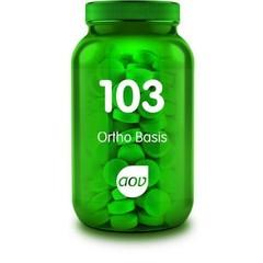 AOV 103 Ortho Basis (90 tabletten)